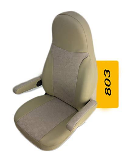 Wohnmobil Sitzbezüge Fahrer & Beifahrer 803
