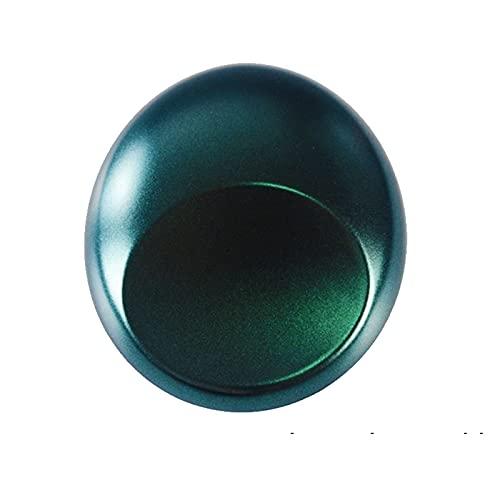 Sankuai 1 stück 127 cmx30cm Matte metallic v-i-n-y-l Auto wrap blattrolle Rolle Auto Aufkleber Decals Motorrad Auto Styling autozubehör Automobile (Farbe : Grün, Größe : 127cmx30cm)