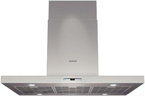 Siemens LF98BB540 Inselhaube / 90 cm / Edelstahl / eco Plus