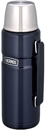 サーモス アウトドアシリーズ ステンレスボトル 1.2L ミッドナイトブルー ROB-001 MDB