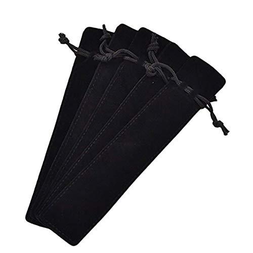 pouf nero velluto bobotron 50 pezzi