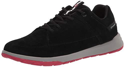 Caterpillar unisex adult Code Quest Construction Shoe, Black, 10.5 Women Men US