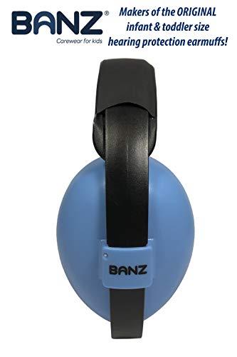 BabyBanz GBB008 Baby-Gehörschutz, 0-2 Jahre - 3