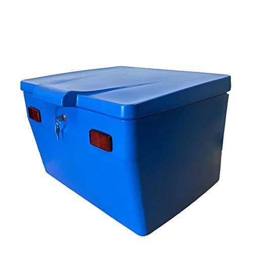CAJÓN PORTAEQUIPAJES 120 litros. Color Azul