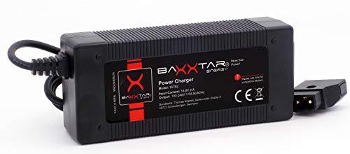 Baxxtar D-Tap Ladegerät Netzteil für V-Mount Akkus - Video Dauerlicht usw.