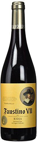 Faustino VII Vino Tinto Rioja Joven Con Crianza - 750 ml