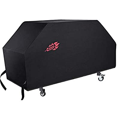 VicTsing 36 inch Flat Top Grill Cover, 600D Heavy Duty Waterproof and Sun Resistant Canvas BBQ Cover for Blackstone Griddle, Camp Chef 600 Flat Top Grill