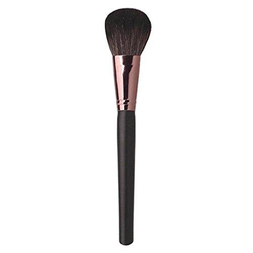 Pro Large doux Blush Brosse visage Poudre Fond de Teint Maquillage Cosmétique Outil de beauté