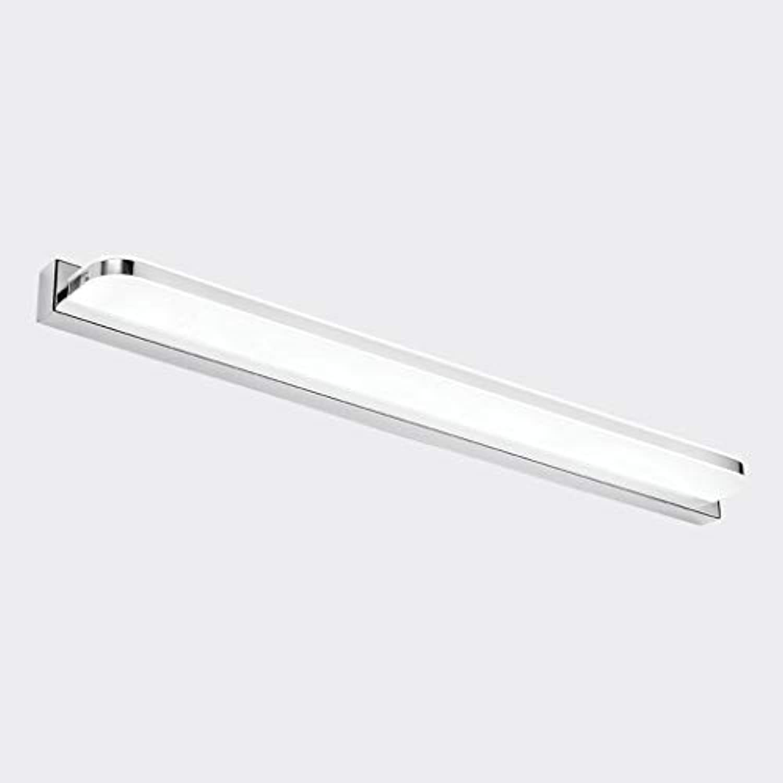 Vordere Scheinwerfer, Spiegel LAnti - Nebel Badezimmer Spiegel Lampe Wandleuchte Mode Einfache, moderne Beleuchtung (Farbe  Weies Licht-62cm)