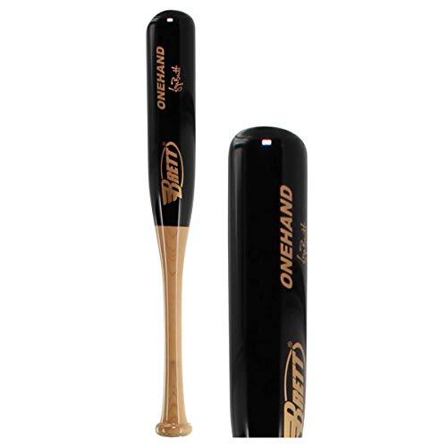Brett Bros. Maple One Hand Training Baseball Bat: BBOHT22 BBOHT22 22 Inch
