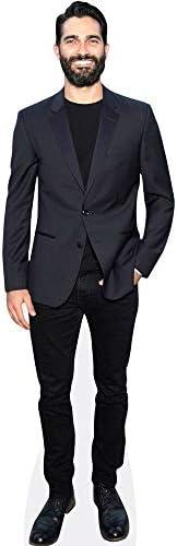 Grey Blazer Tyler Hoechlin a grandezza naturale