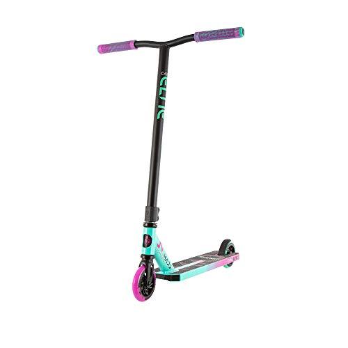Madd Gear Carve Elite 2020 Freestyle Stunt Scooter Roller Kickscooter Tretroller Stuntscooter (pink)