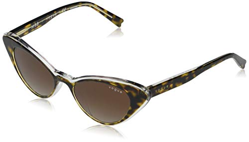 Vogue Eyewear VO5317S - Gafas de sol para mujer (49 mm), color marrón