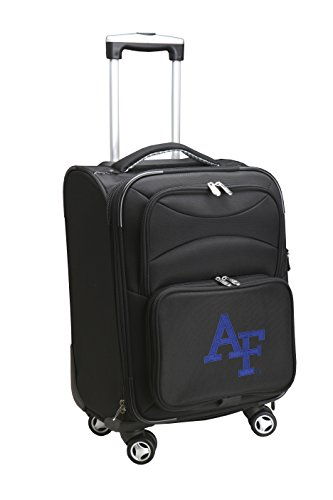 Check Out This Denco NCAA Domestic Carry-On Spinner, 20-Inch, Black