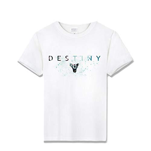 ACEGI - Destiny 2 - Camiseta Estampada - Camiseta Hombre - Cuello Redondo - Moda - Camiseta algodn - Verano