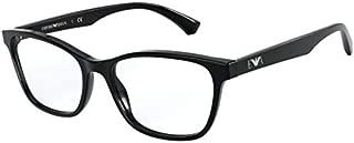 Emporio Armani EA 3157 BLACK 52/17/140 women eyewear frame
