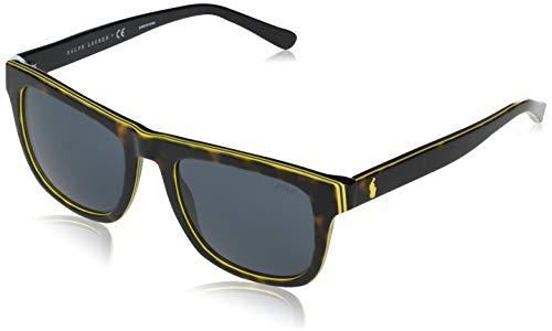 Ralph Lauren Polo PH4161-582787-52 - hombre Gafas de sol - Havana