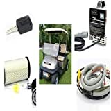 Replacement For Ezgo/Cushman/Textron Battery Charger With 3m Power Cord For Electric Rxv 2+2 2014 Golf Cart