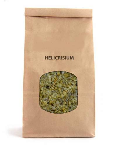 Flores de Siempreviva Natural 70g Helichrysum Stoechas para Infusión