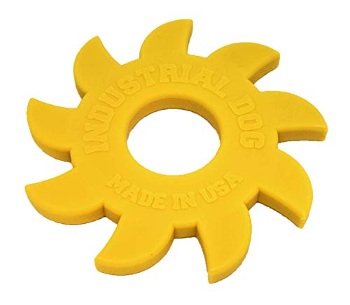 Industriële hond cirkelzaag blade nylon speelgoed - Ultra duurzaam kauwspeelgoed - honden & puppy