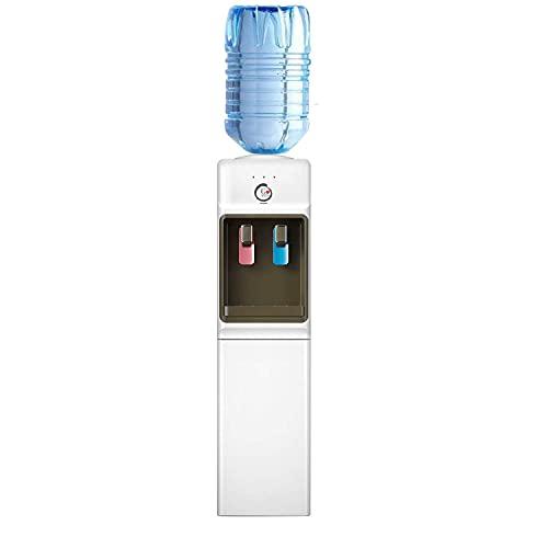 GOVITA Distributore d Acqua a Colonnina refrigerante a boccioni erogatore
