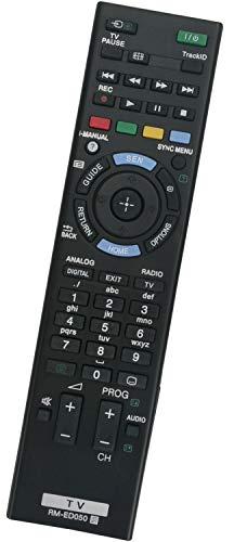 ALLIMITY RM-ED050 149002211 Afstandsbediening Vervangen voor Sony LCD Bravia TV KDL-40EX653 KDL-40EX655 KDL-26EX550 KDL-26EX555 KDL-22EX550 KDL-46EX655 KDL-40EX650 KDL-32EX650 KDL-32EX655