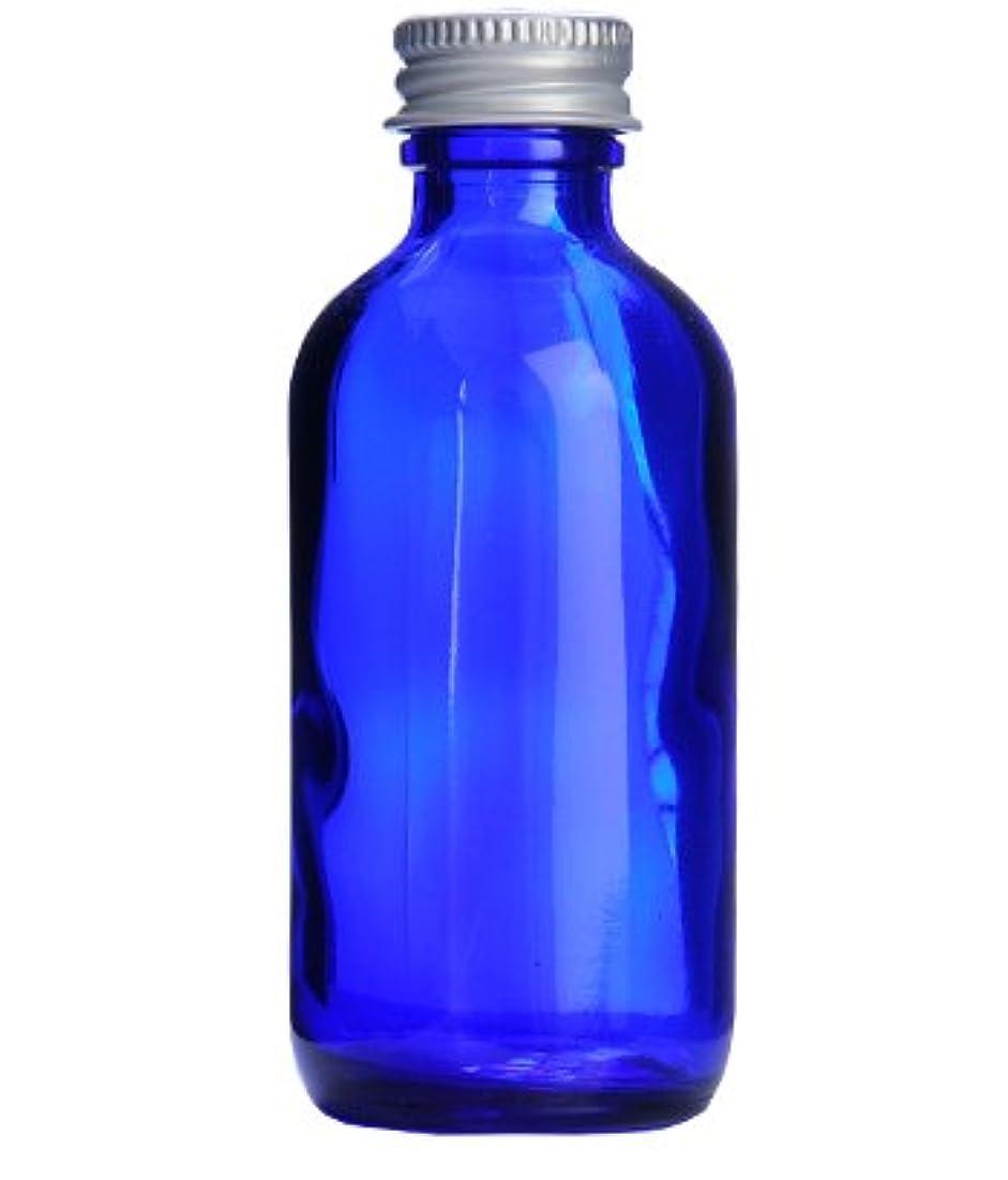 機関車アライメントグッゲンハイム美術館コバルトガラスボトル?アルミキャップ[60ml]/10個