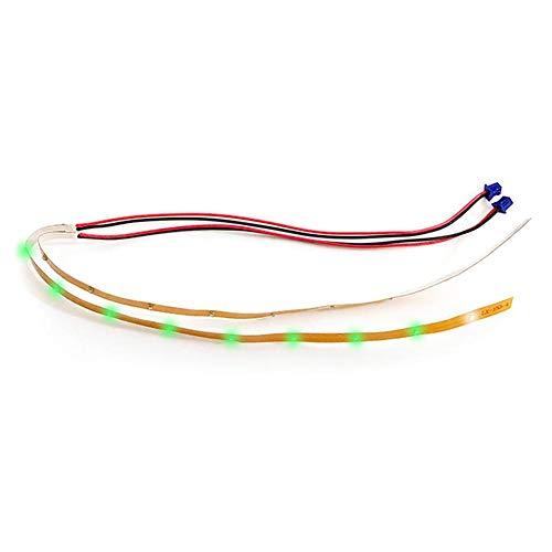 heresell 2 PCS LED veilleuse LED Jouets d/écoration lumi/ères pour Mousse PPE Avion de contr/ôle /à Distance C17 GD006 Boeing 787