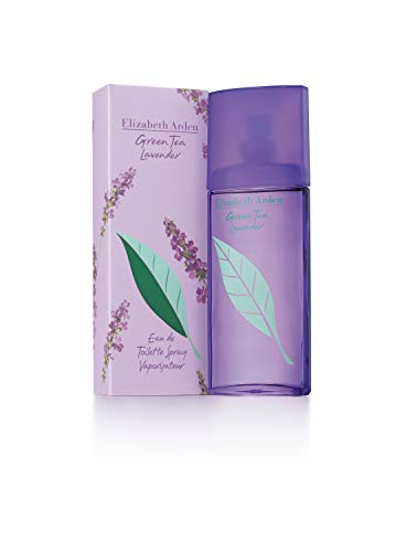 Elizabeth Arden Green Tea Lavender EDT Spray 100 ml, 1-Pack, Multicolor
