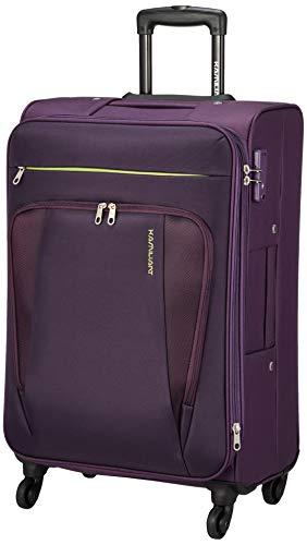 [カメレオン] スーツケース キャリーケース サバンナ スピナー 68/25 TSA EXP 保証付 70L 3.6kg パープル