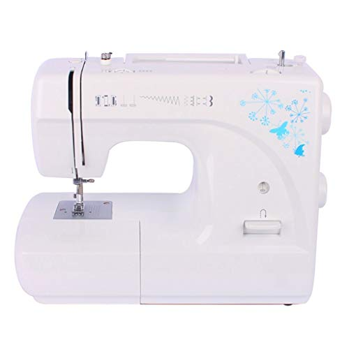 Great Features Of LEZDPP Electric Sewing Machine Multi-Function Pedal Home Sewing LED Lighting Sewin...