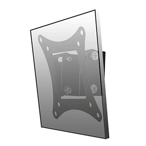 HLZ supporto de TV, LCD y computadora TV pequeña Percha 14'- 26' de aleación de Aluminio giratoria LCD Soporte de Pared Que cuelga el Soporte de Monitor de Ordenador Soporte de Pared para TV