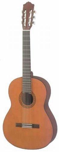 YAMAHA CS40 KONZERT GITARRE 3/4 MODELL Kinder Gitarren Konzertgitarren