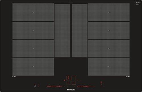 Siemens ex801lyc1e iQ700hobs eléctrico/vitrocerámica/vidrio y cerámica/79,2cm/Power Boost Función/Negro