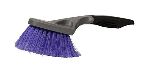 CLEANEXTREME Brosse de nettoyage universelle pour voiture (brosse pour jantes/seuil).