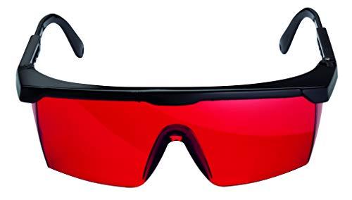 Bosch Professional Lunettes de Vision Laser (Rouges)