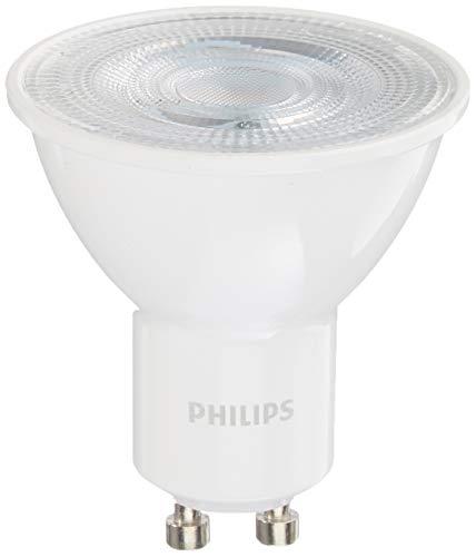 Philips LED Lampe, ersetzt 50W, GU10, Warmweiß (2700 Kelvin), 345 Lumen, Reflektor, 4er pack