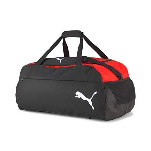 Puma teamFINAL 21 Teambag M, Borsone Unisex-Adult, Red Black, OSFA