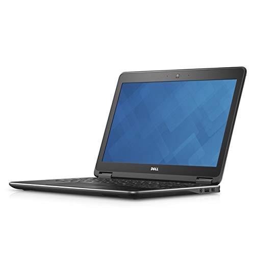 Dell 12.5 inch Latitude E7240 INTEL Dual Core i7 Windows 10 Pro 250GB Hard Drive 16GB RAM (Refurbished)