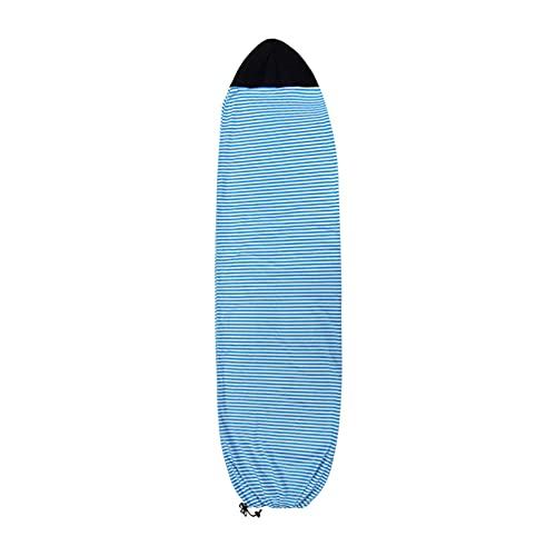 Bolsa de viaje para tabla de surf Cubierta de tabla de surf Tapa de snowboard Qick-Dry Surf Board Cover Surf Board Bolsa de almacenamiento protectora Funda para el surf Deportes Accesorios para tablas