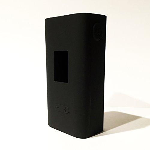 Joyetech Cuboid 150W Silicone Protective Gel Skin Case Cover Fits Cuboid 150 Watt Mod (Black)