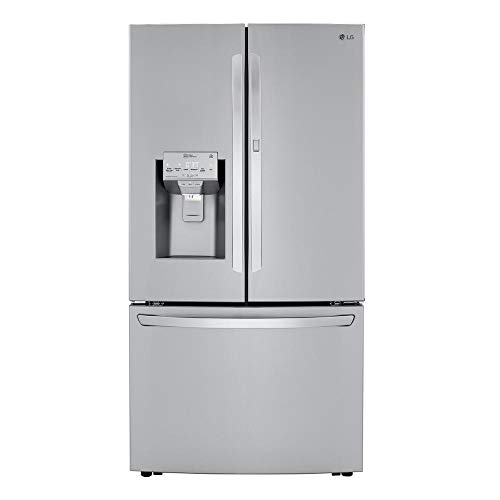 Best lg 33 inch side by side refrigerator