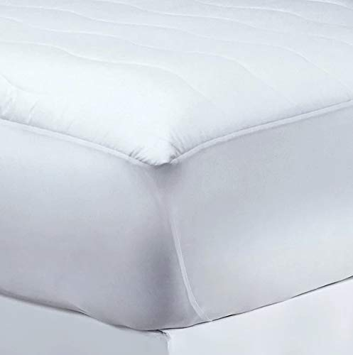 Comfort House Serta Twin XL Heated Mattress Pad - Twin Extra Long for Dorm Bed or Split King J0153