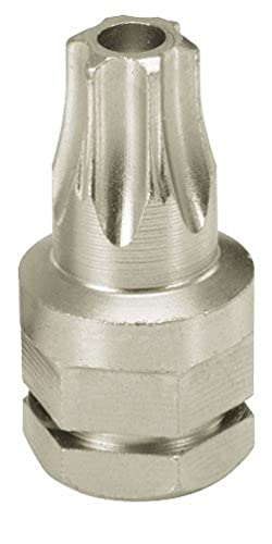 KS Tools 503.8201 - Micro Embout de Vissage avec Joint Torique TORX PERCE 10, pour coffret 503.8272 - En Acier Spécial