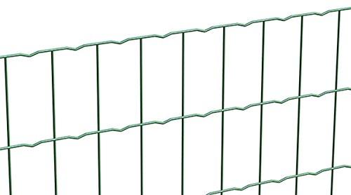GAH-Alberts 611927 Ziergitter Deco | verschiedene Höhen | grün | Höhe 41 cm | Länge 10 m