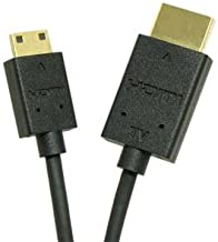15Ft HDMI Male to Mini (C) RedMere Slim Cable 36AWG
