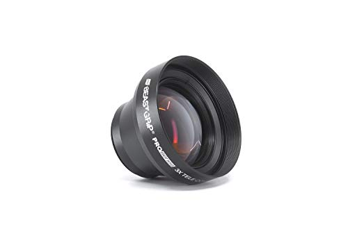 Beastgrip - Pro Series 3X Telephoto Lens for iPhone
