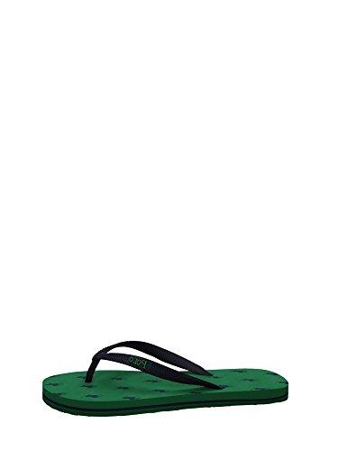 Polo Ralph Lauren - Sandalias para Mujer Verde Olive 40