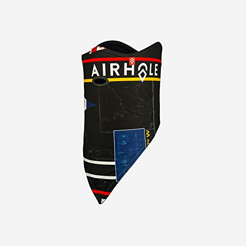 Airhole Facemask Standard 2 Layer Squadron S/M