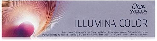 Wella Illumina Haarfarbe 9/ 43 lichtblond rot-gold, 60 ml